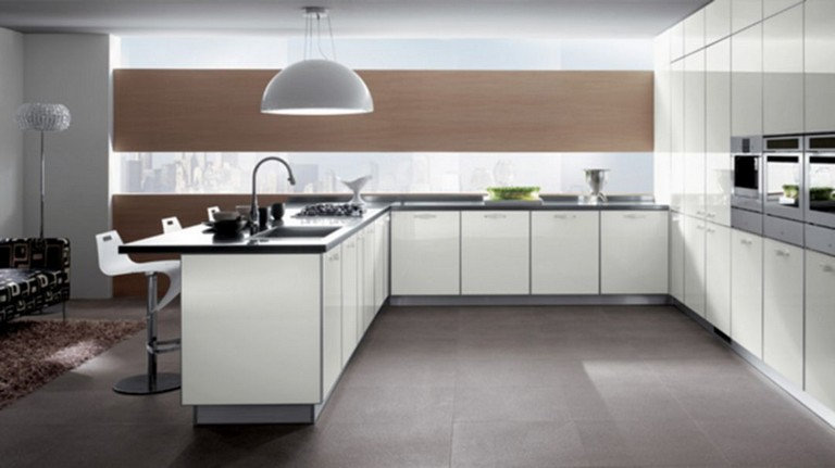 53 Stunning Minimalist Kitchen Design Ideas For Small Space