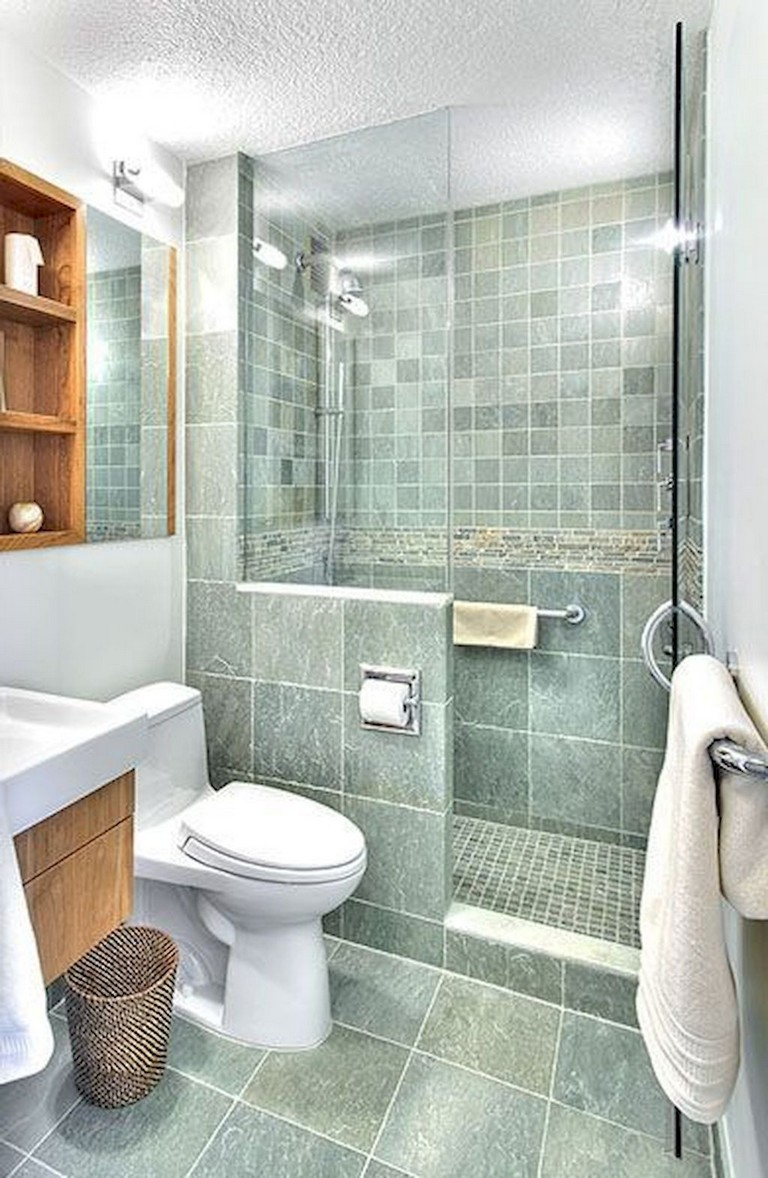 Remodel Small Bathroom With Shower Mycoffeepot Org