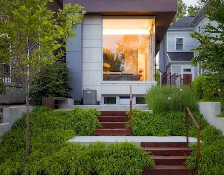 91 Beauty Low Maintenance Front Yard Landscaping Ideas
