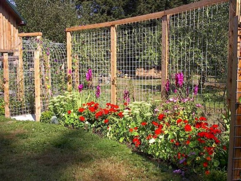 20 Amazing Vegetable Garden Fence Ideas Page 2 Of 22