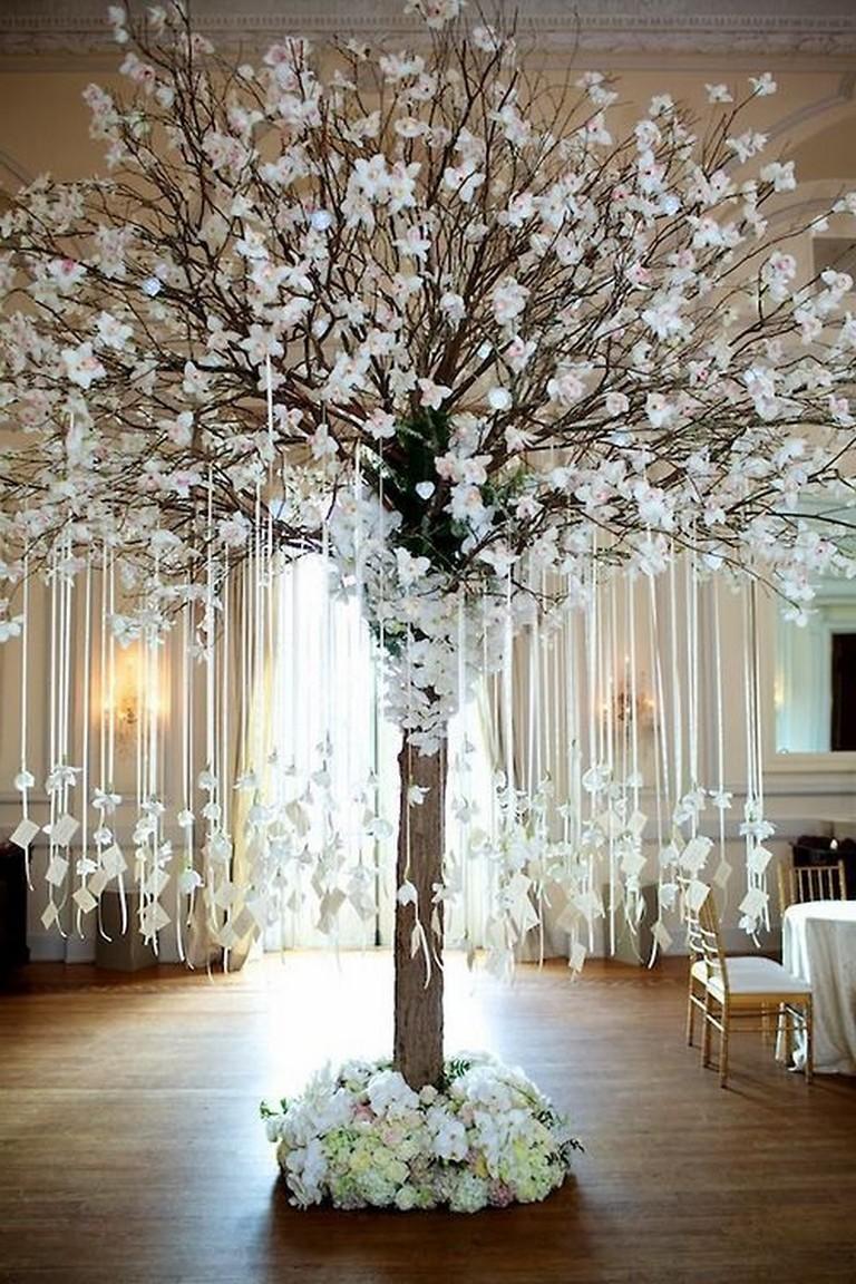47 Wonderful Diy Winter Wedding Decoration Ideas